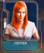 Pepper Iron Man 3 game