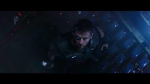 Vengadores Infinity War de Marvel Anuncio 'Nº1 en cines' HD