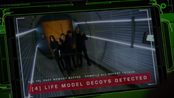 4 Life Model Decoys Detected
