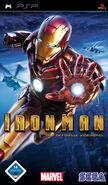 IronMan PSP DE cover