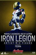 Iron Legion artist mix 3