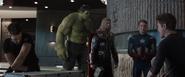 Loki as Captain America
