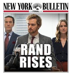 Rand se levanta - NYB