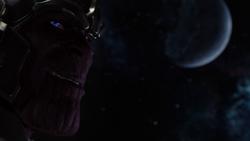 Sonrisa de Thanos