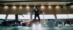 Tony Stark Flight