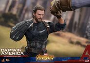 Captain America Infinity War Hot Toys 8