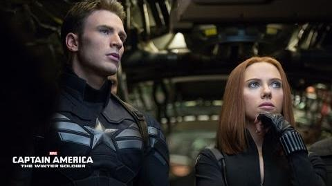 Marvel's Captain America The Winter Soldier - Clip 1