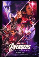 Endgame - Dolby Cinema Poster