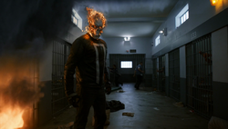 Ghost Rider in Prison 1