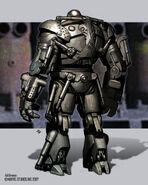 Iron Man 2008 concept art 33