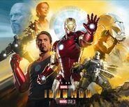 Iron Man Art 10 Year