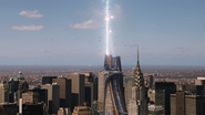 Stark Tower (Space Beam)