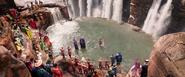 T'Challa Ritual Ceremony (Warrior Falls)