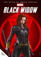 Black Widow - The Official Movie Special