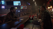 Deke in Mike's Bar