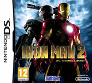 IronMan2 DS ES cover