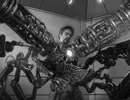 Iron Man 2008 concept art 8