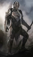 Thor The Dark World 2013 concept art 23