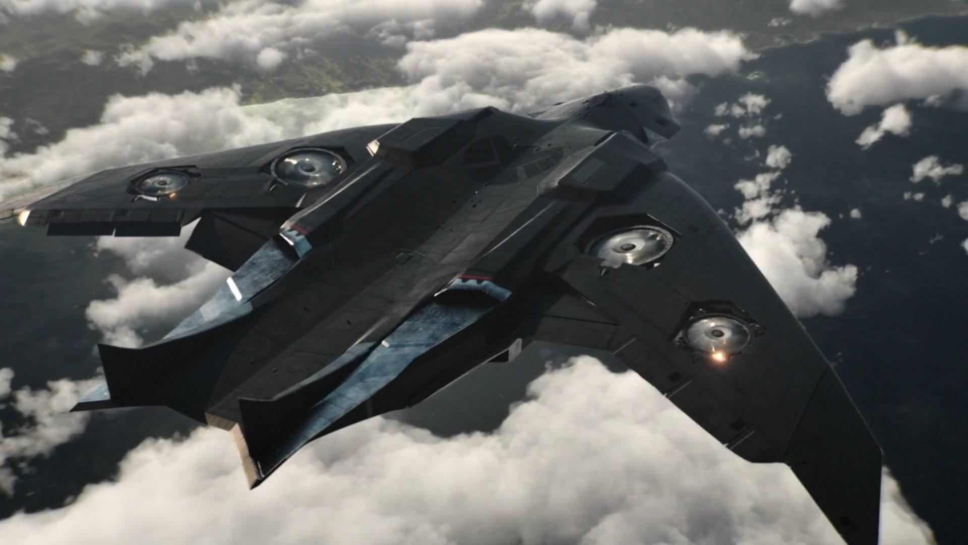 Zephyr One | Marvel Cinematic Universe Wiki | FANDOM powered