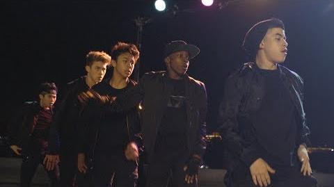 Boy Squad Dance Video First Class Fly - Damny & MC Justo