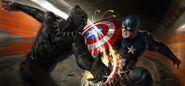 Captain America Civil War 2016 concept art 12