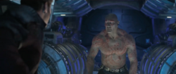 Drax IW Deleted Scene
