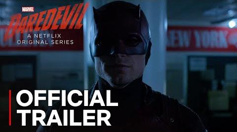 Marvel's Daredevil Season 3 Official Trailer HD Netflix