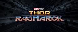 Thor Ragnarok Teaser Logo