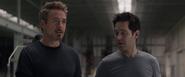 Tony Stark & Scott Lang