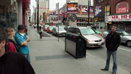 Toronto (The Incredible Hulk BTS)