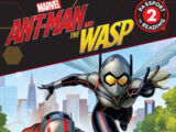 Ant-Man and the Wasp: Escape from School