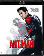 Antman blu-ray