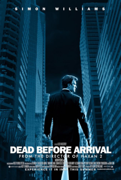 Dead Before Arrival - Póster