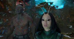 Drax Mantis