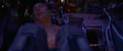 Drax Sleeping