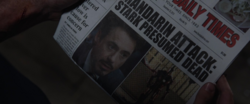 Iron Man News