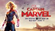 Marvel Studios' Captain Marvel Pre-Order Now!