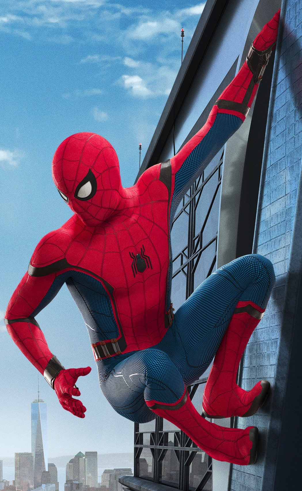 Spider Man Suit Marvel Cinematic Universe Wiki Fandom