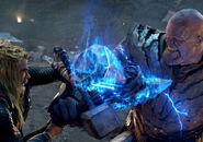 Thor vs Thanos Endgame