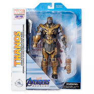 Avengers Endgame Thanos action figure 1