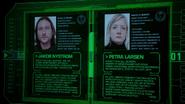 Jakob Nystrom & Petra Larsen S.H.I.E.L.D. File