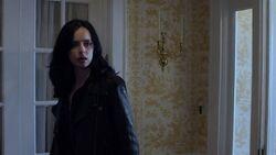 Jessica infiltrating into Kozlov Residence