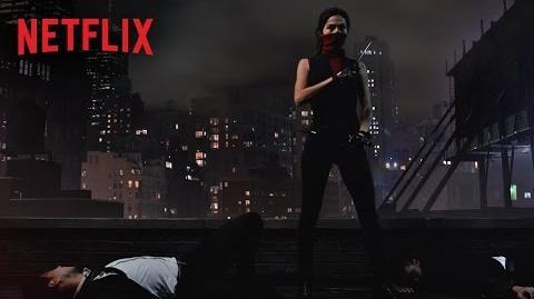 Marvel - Daredevil – Material gráfico de personaje – Elektra – Netflix HD