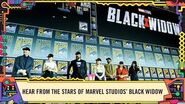 Marvel Studios' Black Widow Meet the Cast