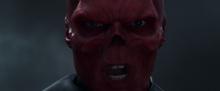 Skull angry