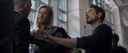 Tony & Thor