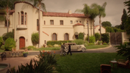 Edwin Jarvis & Peggy Carter - Stark Estate (2x07)