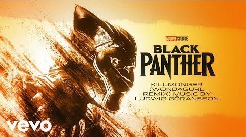 Ludwig Göransson - Killmonger (WondaGurl Remix Official Audio)
