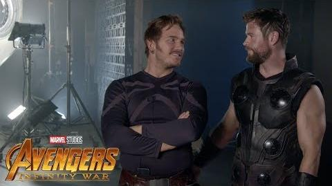 "Marvel Studios' Avengers Infinity War -- ""Family"" Featurette"