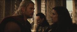 Thor Loki Sif